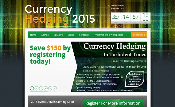 Currency Hedging 2015